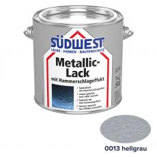 Metallic-Lack mit Hammerschlag-Effekt #1