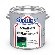 Schultafel und TT-Platten-Lack #1