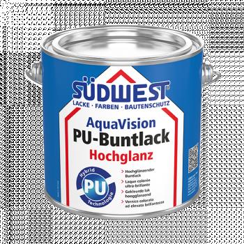 AquaVision® PU-Buntlack Hochglanz #1