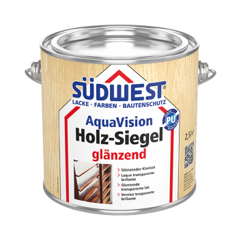AquaVision Holz-Siegel glänzend #1