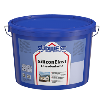 SiliconElast Fassadenfarbe #1