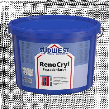 RenoCryl® Fassadenfarbe #1